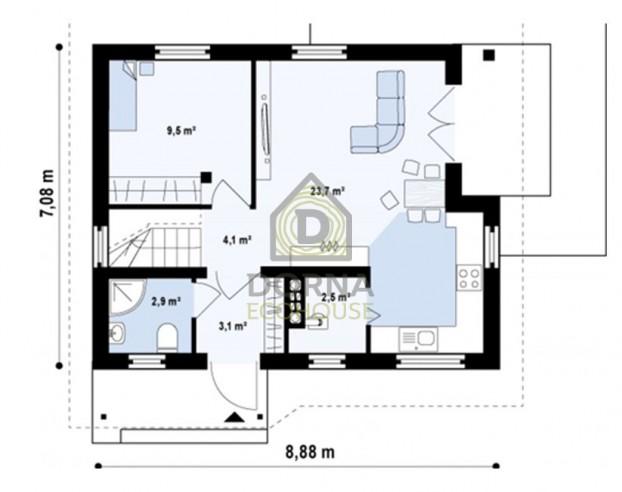 roiect-de-casa-mica-Parter-Mansarda-71011-10